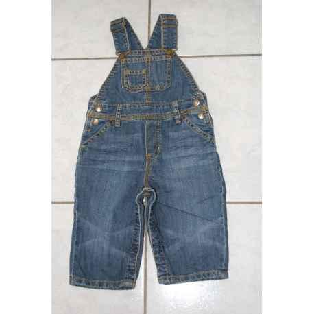 Salopette en jeans H&M