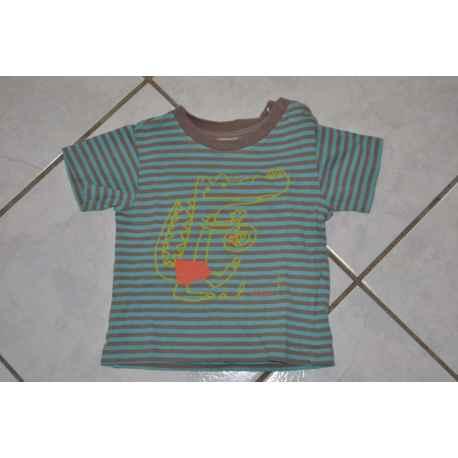 Tee shirt DPAM 6 mois