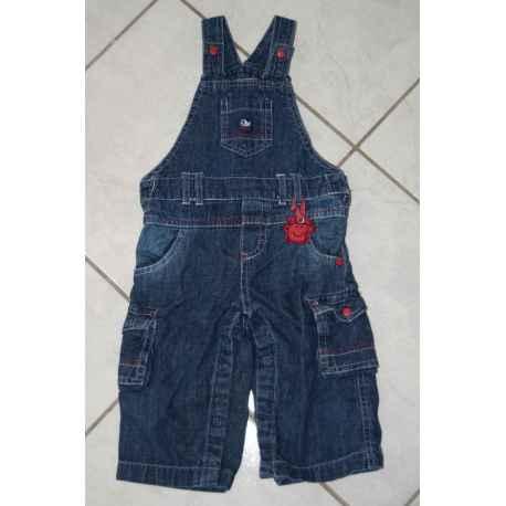 Salopette en jeans ORCHESTRA 9 mois