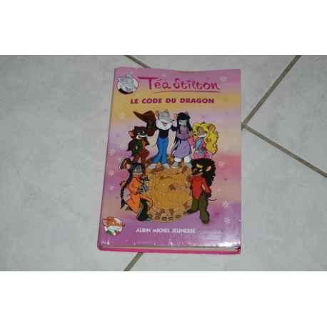 "TEA STILTON ""le code du dragon"""