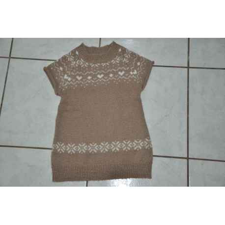 Pull/Tunique IN EXTENSO 5 ans