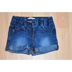 Short en jeans KITCHOUN 6 mois