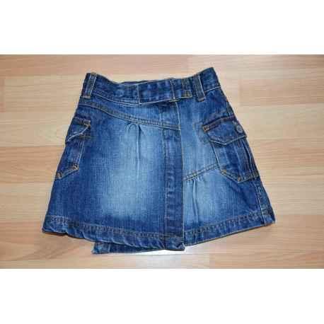 Jupe en jeans OKAIDI 3 ans