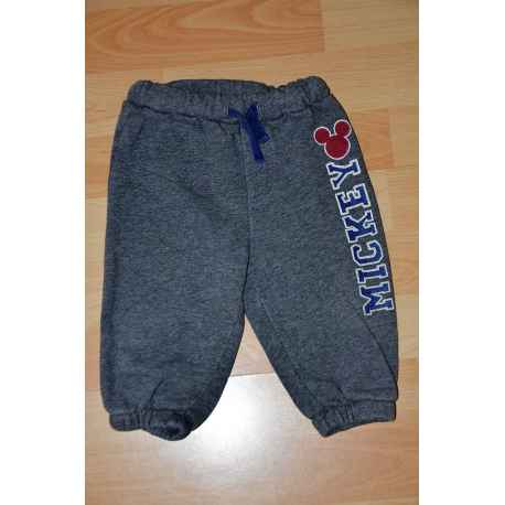 Pantalon DISNEY Mickey 12 mois