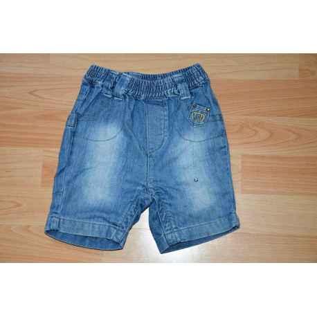 Short IKKS en jeans en 18 mois