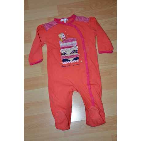 Pyjama KITCHOUN en coton 18 mois