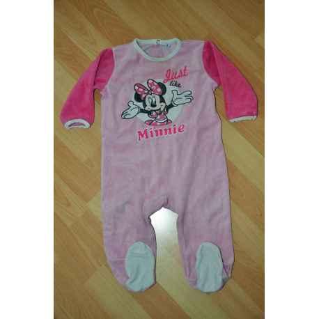 Pyjama DISNEY Minnie 18 mois