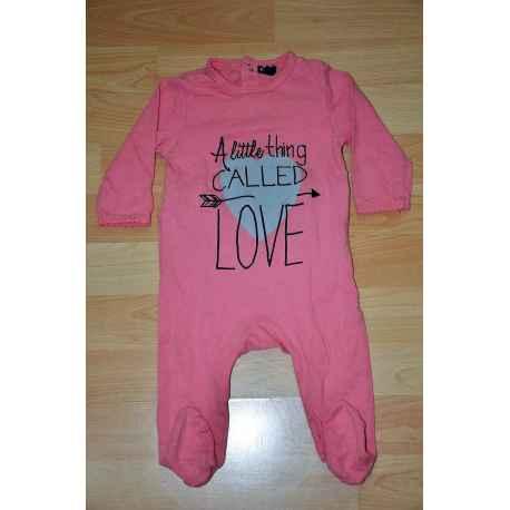 Pyjama KIABI en coton 6 mois