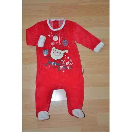 Pyjama PETIT BEGUIN phosphorescent 3 mois