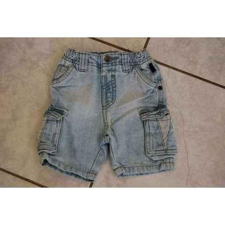 Bermuda en jeans ORCHESTRA 9 mois
