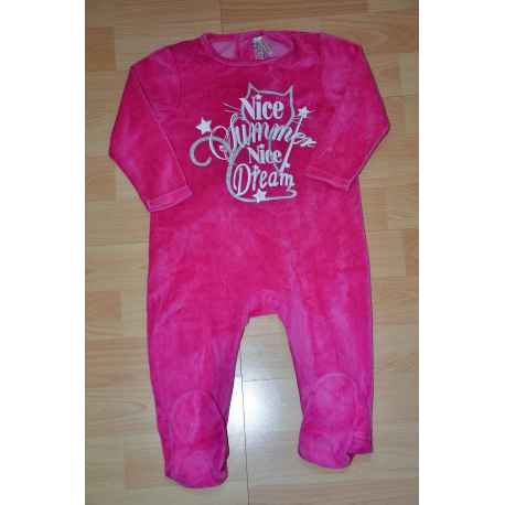 Pyjama ORCHESTRA 18 mois