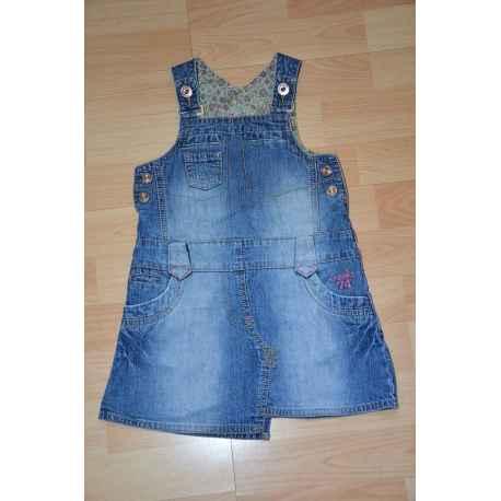 Robe en jeans CREEKS 24 mois