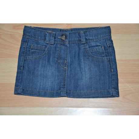 Jupe en jeans TAPE A L'OEIL 9 mois