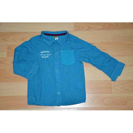 Chemise ORCHESTRA 18 mois