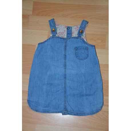 Robe en jeans TAPE A L'OEIL 12 mois
