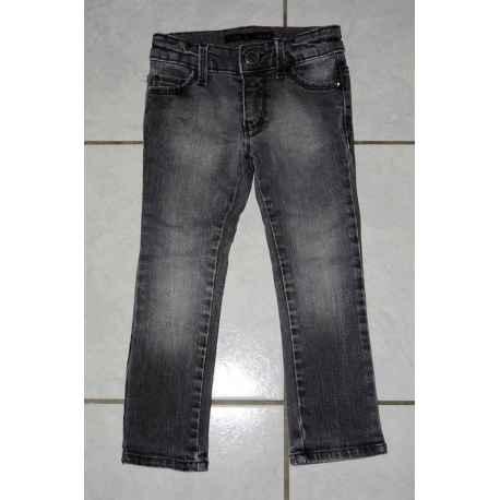 Jeans gris IKKS 3 ans