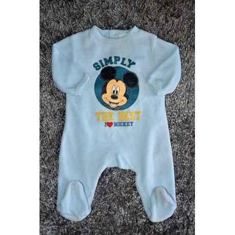 Pyjama DISNEY mickey 3 mois