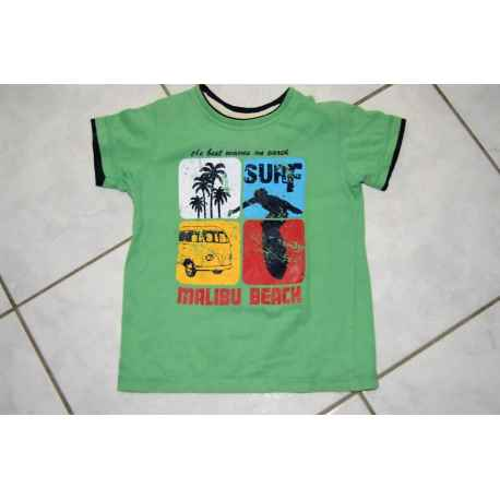 Tee shirt FREE STAR 4 ans