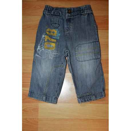 Jeans MARESE gris 12 mois