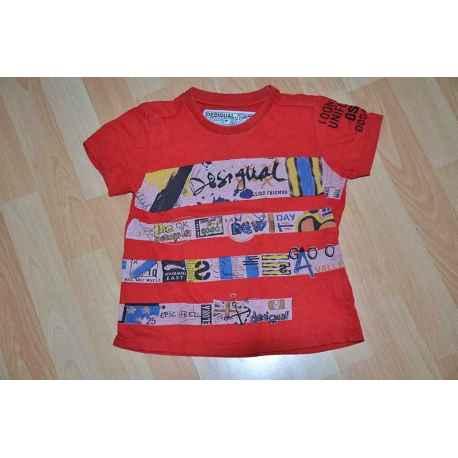 Tee shirt DESIGUAL 4 ans