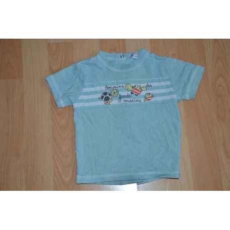 Tee shirt KIMBALOO 9 mois