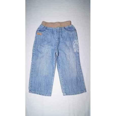 Jeans IKKS bleu