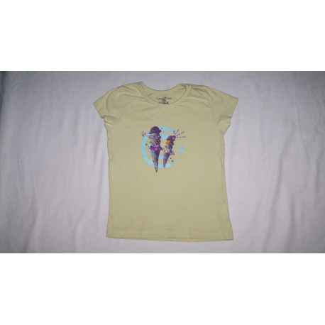 Tee shirt LISA ROSE 6 ans