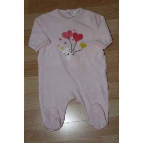 Pyjama KITCHOUN 3 mois