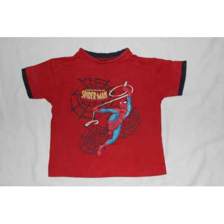 Tee shirt SPIDERMAN 2 ans