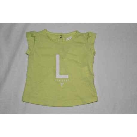 Tee shirt TAPE A L'OEIL 3 mois