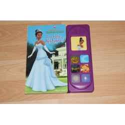 """Livre musical """" La princesse et la grenouille"""""""