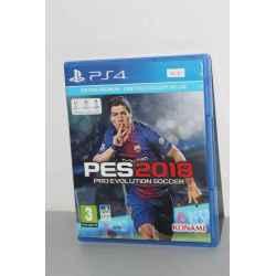 Jeu PES 2016 pour PS4