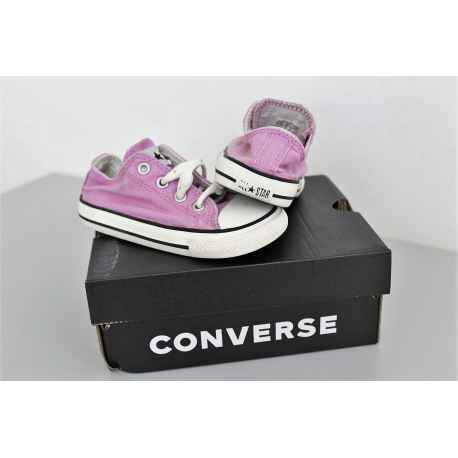 ALL STAR Converse parme T.23