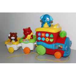 Roul' train Orchestre VTECH