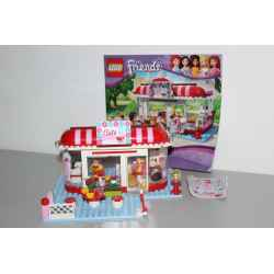 LEGO FRIENDS le café 3061