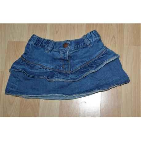 Jupe en jeans KIDKANAI 24 mois