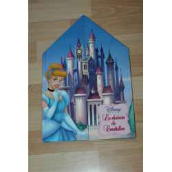 Le chateau de Cendrillon Disney
