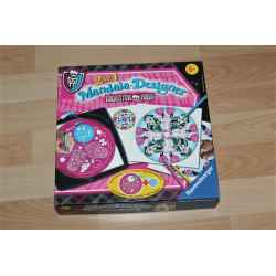 Mandala MONSTER HIGH