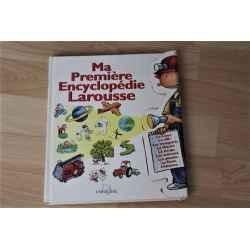Ma premiére encyclopédie Larousse