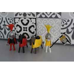 Lot chevalier PLAYMOBIL vintage