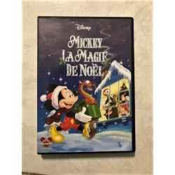Dvd MICKEY la magie de Noel DISNEY