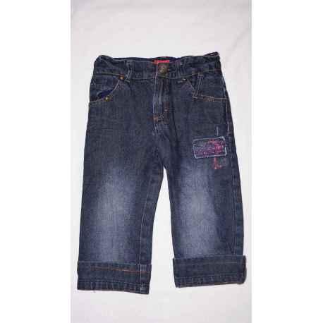 Pantacourt en jeans MARESE 4 ans