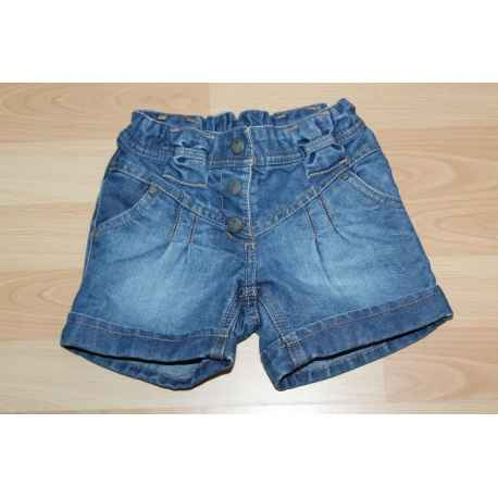 Short NKY en jeans 4 ans