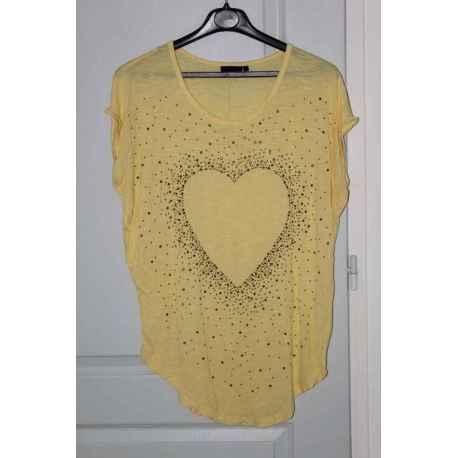Tee shirt RAINBOW T.40/42