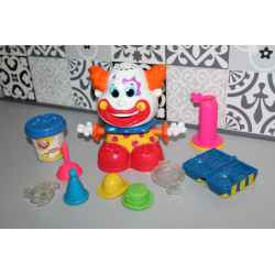 Clown Play-doh