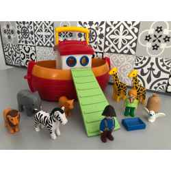 Arche de Noé PLAYMOBIL 1.2.3